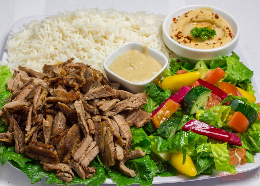 6) Tri-Tip Shawarma