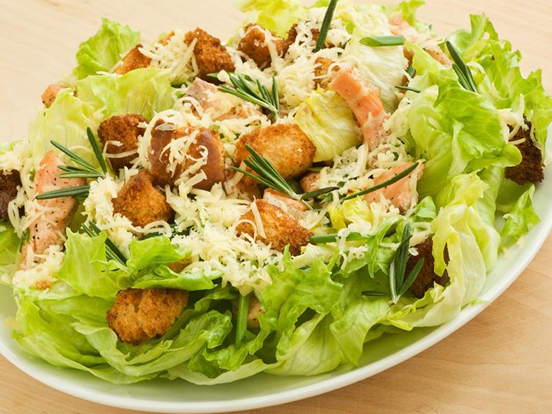 33) Caesar Salad