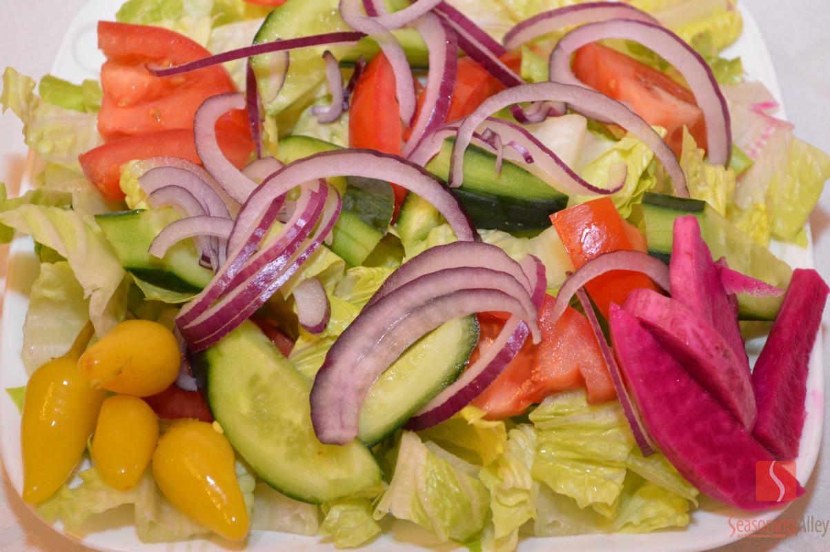 30) Garden Salad